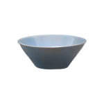 Flaired bowl Rust Blue