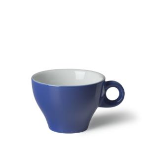 Cappuccinokop Gino 25 cl Blauw