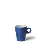 Espressokop Gino 8 cl hoog Blauw
