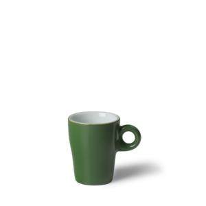 Espressokop Gino 8 cl hoog Groen