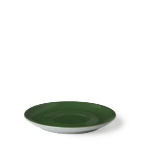 Espressoschotel Gino 12 cm Groen