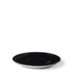 Espressoschotel Gino 12 cm Zwart