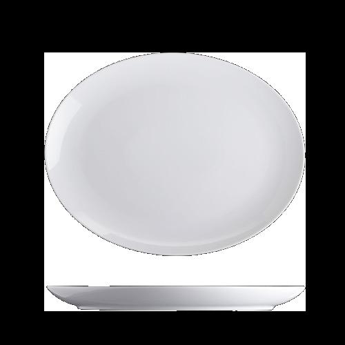 Schaal Basic ovaal 28 cm
