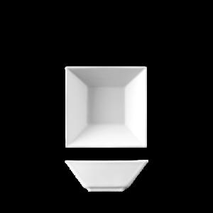 Schaal Vierkant diep 9 cm