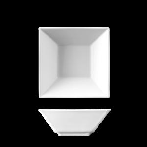 Schaal Vierkant diep 14 cm