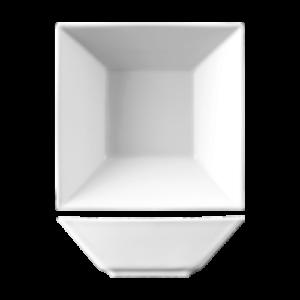 Schaal Vierkant diep 22 cm
