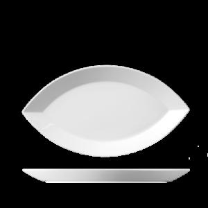 Schaal Spitz Ovaal 38 cm