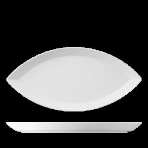 Schaal Spitz Ovaal 50 cm