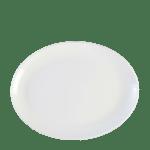 Bord Ovaal Blanco 33 cm