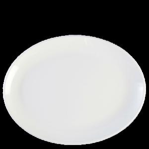 Bord Ovaal Blanco 38 cm