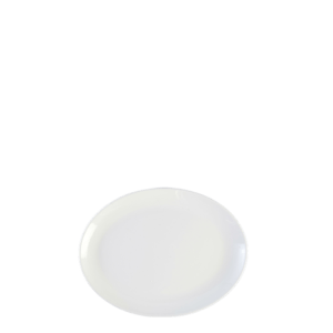 Bord Ovaal Blanco 23 cm