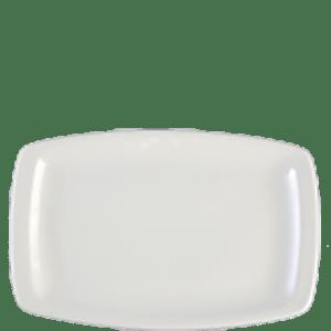 Bord Blanco rechthoekig 35 cm