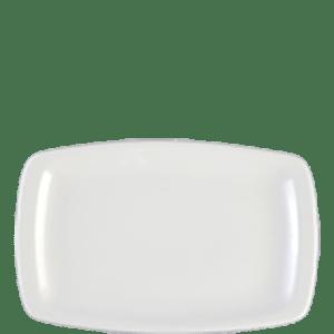 Bord Blanco rechthoekig 30 cm