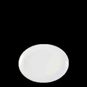 Bord Ovaal Blanco 25 cm