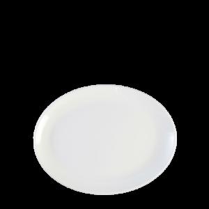 Bord Ovaal Blanco 28 cm