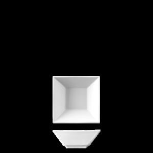 Schaal vierkant diep 7 cm