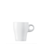 Koffiekop GINO hoog 19 cl Wit