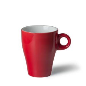 Beker Gino 28 cl Rood