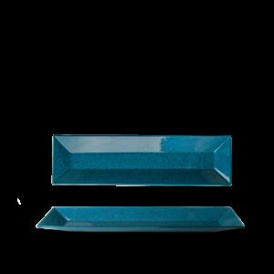 Schaal rechthoekig 45 x 12 cm