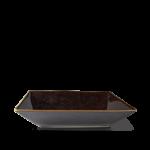 Bord diep vierkant 22 cm